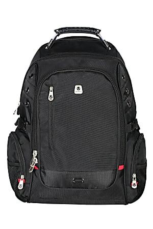 Volkano Tough Backpack, Black
