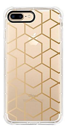 OTM Essentials Tough Edge Case For iPhone® 7+/8+, Gold Hex, OP-RP-Z119A