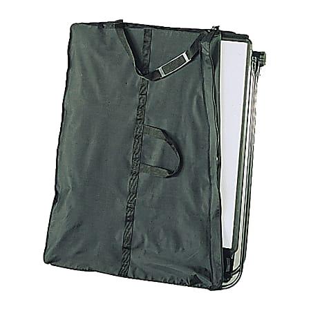"""Quartet® Presentation Easel Carrying Case, 32"""" x 42"""", Black"""