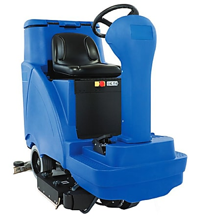 """Clarke® Focus II BOOST 28"""" Rider Auto Scrubber With Onboard Chemical Mixing System"""