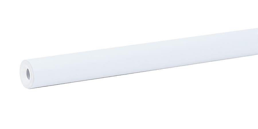 "Pacon® Fadeless® Art Paper Roll, 48"" x 50', White"