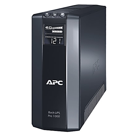 APC® Back-UPS® Pro 1000 Battery Backup System