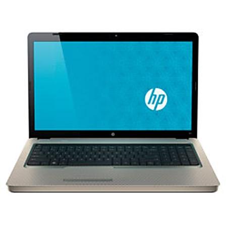 "HP G72-B62US Laptop Computer With 17.3"" LED-Backlit Screen & Intel® Pentium® Dual-Core Processor 6100"
