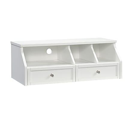Sauder® Craft Pro Series Organizer Hutch, White