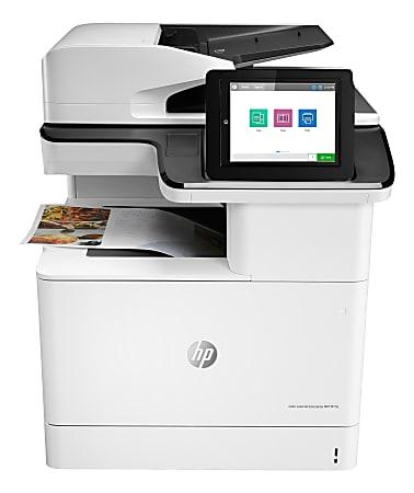 HP LaserJet Enterprise MFP M776dn Color Laser All-In-One Printer