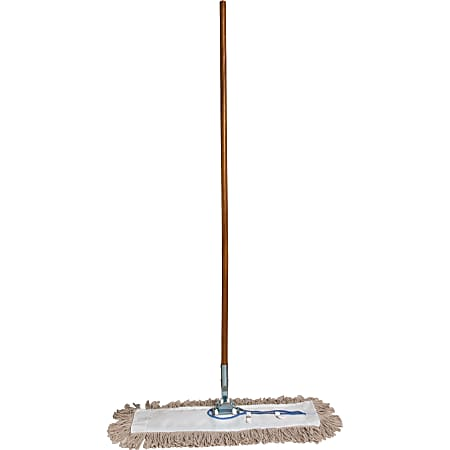 Genuine Joe 24 Oz. Dust Mop With Handle
