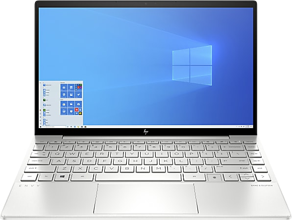 "HP ENVY 13-ba1025od Laptop, 13.3"" Screen, Intel® Core™ i5, 8GB Memory, Fingerprint Reader, 256GB SSD, Wi-Fi 6, Windows® 10 Pro, 2S4W4UA#ABA"