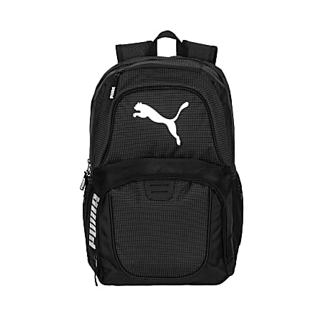 "Puma Evercat Contender 4.0 Backpack With 12"" Laptop Pocket, Black"