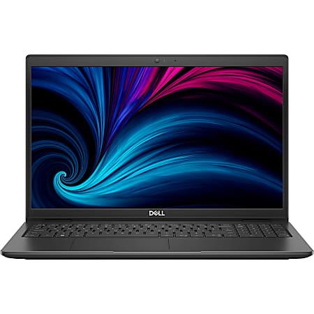"Dell Latitude 3000 3520 15.6"" Notebook - HD - 1366 x 768 - Intel Core i5 (11th Gen) i5-1135G7 Quad-core 2.40 GHz - 8 GB RAM - 500 GB HDD - Black - Windows 10 Pro - Intel Iris Xe graphics - Twisted nematic (TN)"