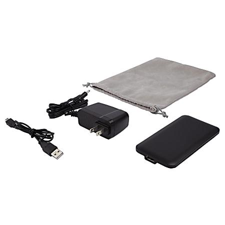 Ativa® Mobil-IT 7-Port USB 2.0 Ultra-Slim Hub