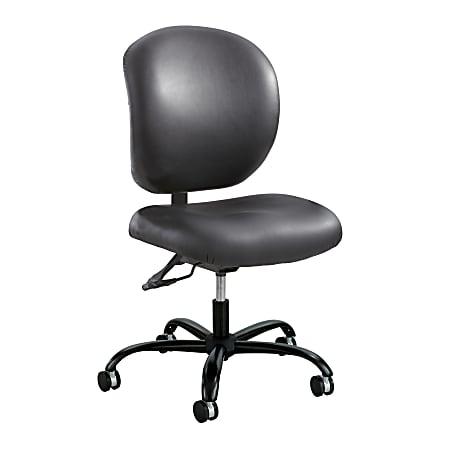 Safco® Alday™ 24/7 Task Chair, Black