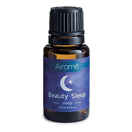 Airome Essential Oils, Beauty Sleep Blend, 0.5 Fl Oz, Pack Of 2 Bottles