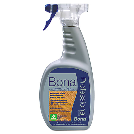 Bona® Hardwood Floor Cleaner, 32 Oz Spray Bottle