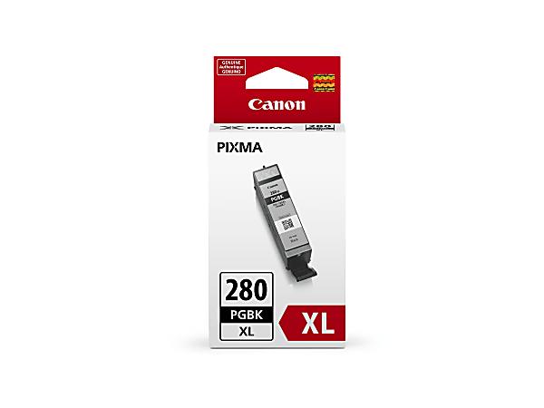 Canon Ink Tank, PGI-280, High-Yield, Black