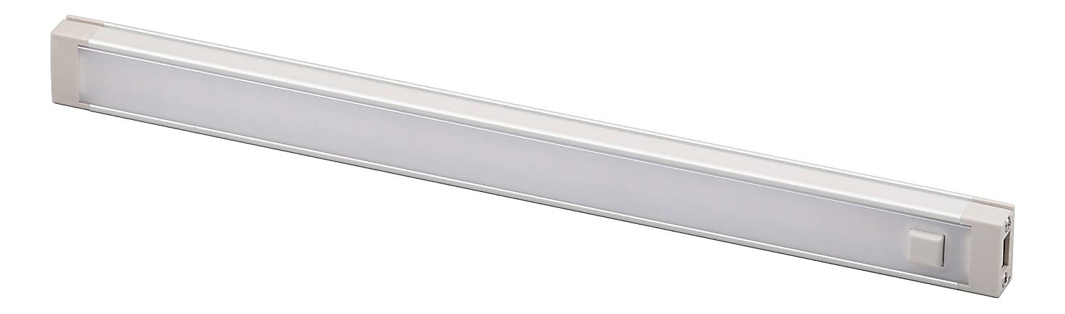 "Black & Decker 1-Bar Under-Cabinet Add-On LED Light, 9"", Cool White"