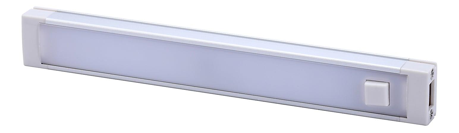 """Black & Decker 3-Bar Under-Cabinet LED Lighting Kit, 6"""", Multicolor"""
