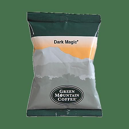 Green Mountain Coffee® Extra Bold Coffee, Dark Roast, Dark Magic®, Carton Of 50