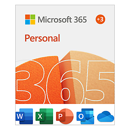 Microsoft 365 Personal 15-Month
