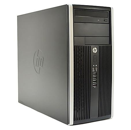 HP 6200 Pro Refurbished Desktop PC, 2nd Gen Intel® Core™ i5, 8GB Memory, 500GB Hard Drive, Windows® 10 Professional