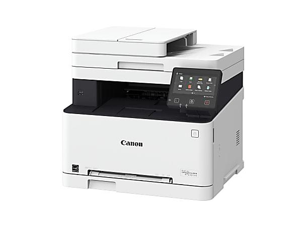 Canon imageCLASS® MF632Cdw Wireless Color Laser All-In-One Printer, Scanner, Copier, 1475C011