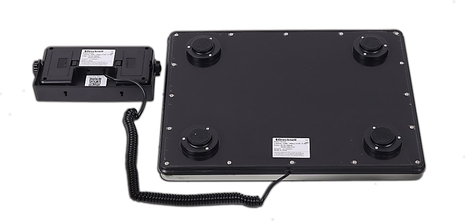 Brecknell® PS330 Portable Digital Shipping Scale, 330-Lb/150Kg Capacity