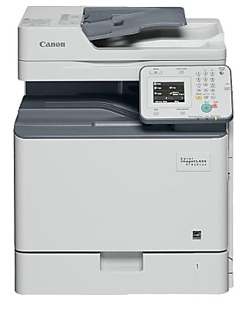 Canon® imageCLASS® MF810CDN Color Laser All-In-One Printer