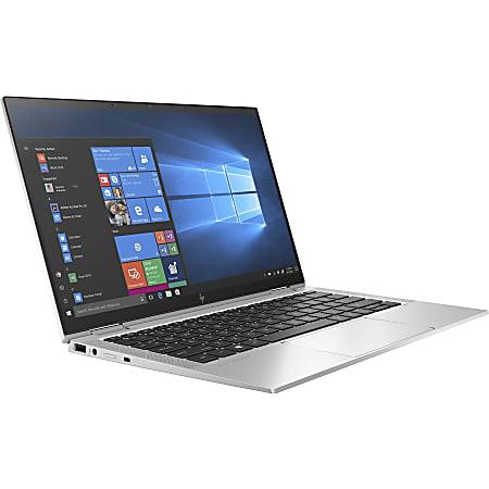 "HP EliteBook x360 1040 G7 14"" Touchscreen 2 in 1 Notebook - Intel Core i5 10th Gen i5-10310U Quad-core (4 Core) 1.70 GHz - 8 GB RAM - 256 GB SSD - Windows 10 Pro - Intel UHD Graphics Premium - In-plane Switching (IPS) Technology - English Keyboard"