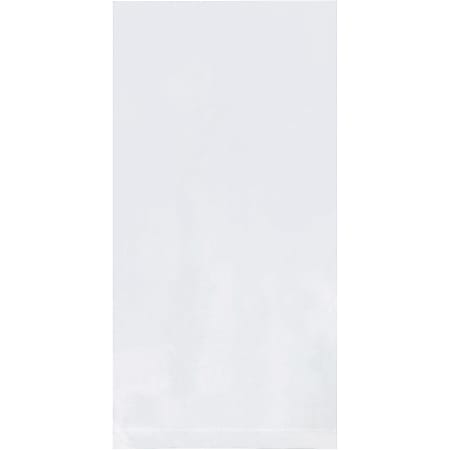 """Office Depot® Brand 1 Mil Flat Poly Bags 18"""" x 36"""", Box of 1000"""