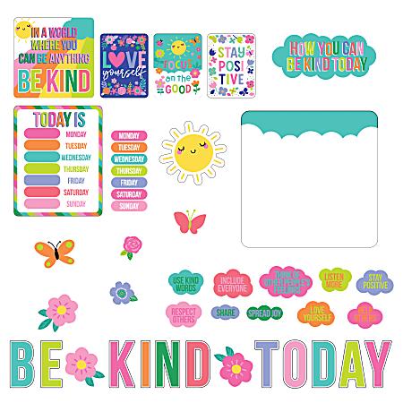 Office Depot® Brand 243-Piece Bulletin Board Kit, All Year Round