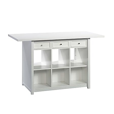 Sauder® Craft Pro Series Work Table, White