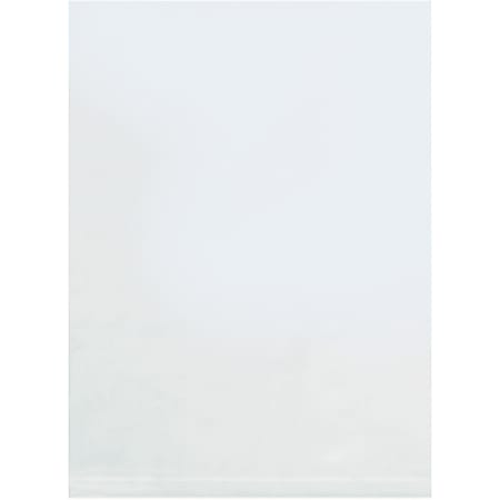 """Office Depot® Brand 3 Mil Flat Poly Bags 8"""" x 14"""", Box of 1000"""