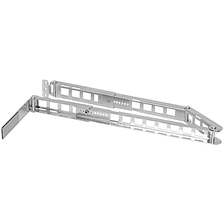 "Innovation Horizontal Cable Management Arm - 2U Rack Height - 19"" Panel Width"