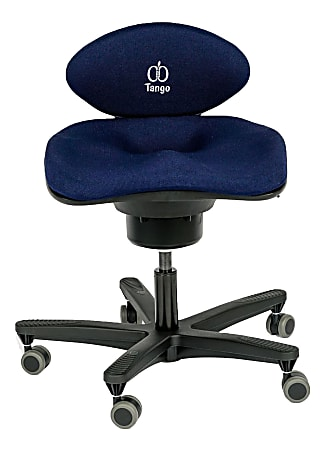 CoreChair Tango Tall Active Office Chair, Blue