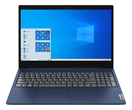 "Lenovo® IdeaPad 3 Laptop, 15.6"" Screen, AMD Ryzen 7, 8GB Memory, 512GB Solid State Drive, Windows® 10, 81W40019US"