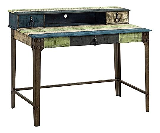 "Powell Bota 47-3/4""W Desk, Multicolor"
