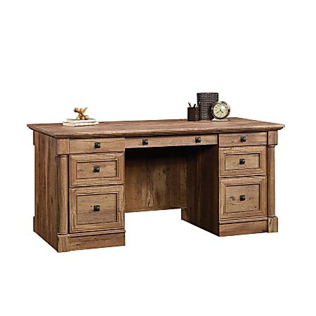 Sauder Palladia Desk   Item# 11878