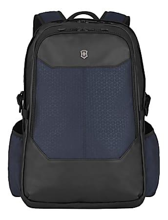 "Victorinox® Altmont Original Deluxe Backpack With 17"" Laptop Pocket, Blue"