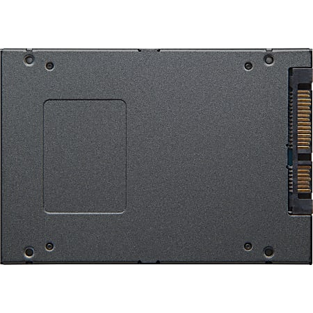 """Kingston Q500 960 GB Solid State Drive - 2.5"""" Internal - SATA (SATA/600) - Notebook Device Supported - 300 TB TBW - 500 MB/s Maximum Read Transfer Rate - 3 Year Warranty"""