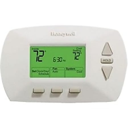 Honeywell RTH6350D1000A Thermostat, White