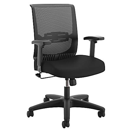 HON® Convergence Task Chair, Black