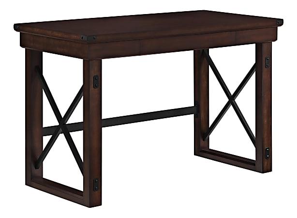 Ameriwood™ Home Wildwood Wood Veneer Desk, Espresso