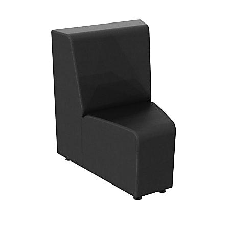 Marco Inner Wedge Chair, Ebony