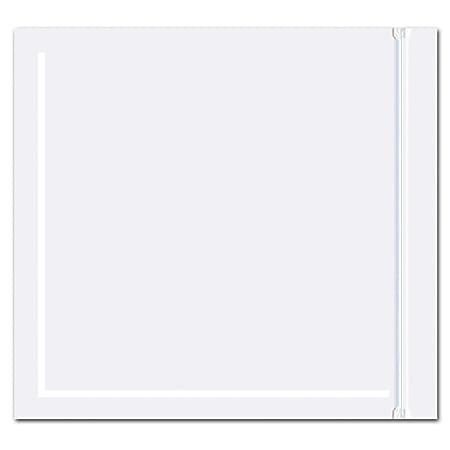 """Office Depot® Brand Clear Resealable Packing List Envelopes, 9"""" x 12"""", Pack Of 500"""
