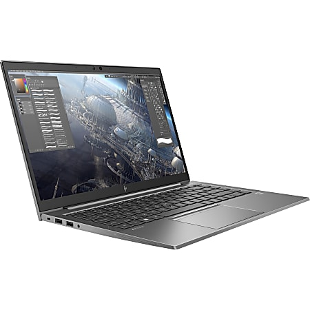 """HP ZBook Firefly G8 14"""" Mobile Workstation  - 1920 x 1080 - Intel Core i5 (11th Gen) i5-1145G7 - 16 GB RAM - 256 GB SSD - Windows 10 Pro - NVIDIA T500 with 4 GB, Intel Iris Xe Graphics - 14 Hour Battery"""