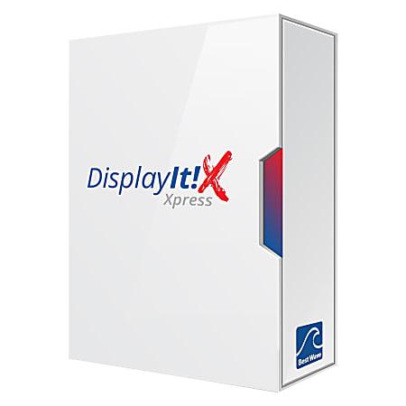 ViewSonic DisplayIt! X - License - volume - 1-20 licenses