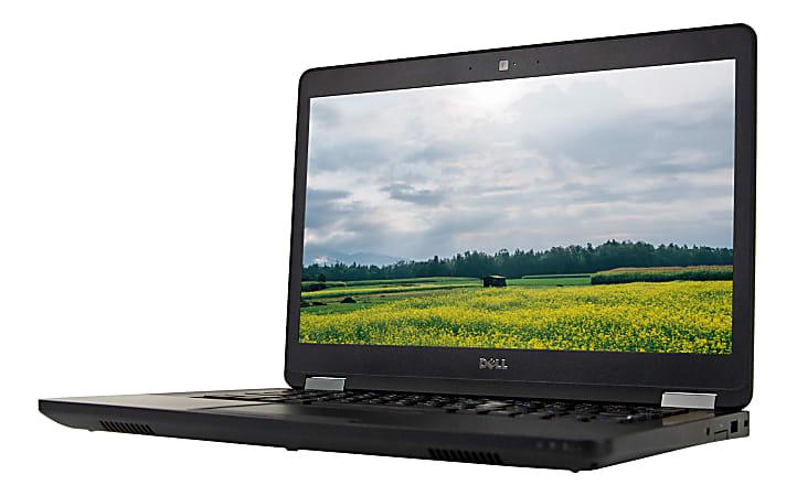 """Dell Latitude E5470 Ultrabook Laptop, 14"""" Screen, Intel® Core™ i5, 8GB Memory, 240GB Solid State Drive, Windows 10 Pro"""