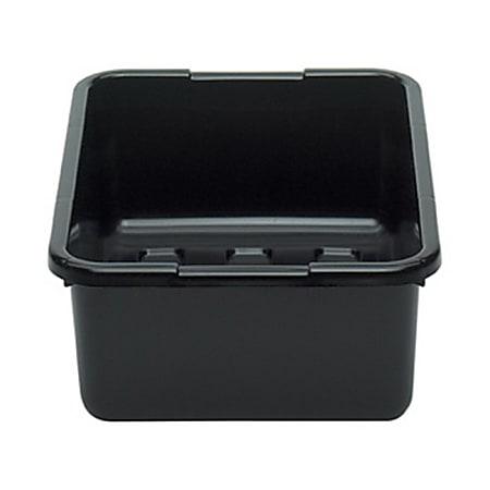"""Cambro Cambox Bus Box, 7""""H x 20""""W x 15""""D, Gray"""