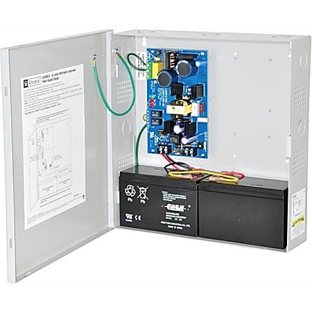 Altronix AL400ULX Proprietary Power Supply - 110 V AC Input - 12 V DC @ 4 A, 24 V DC @ 3 A Output