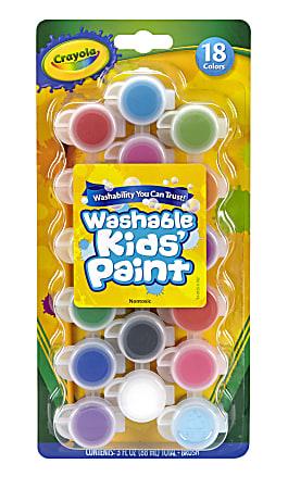 Crayola® Washable Kids Paint Pots