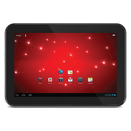 """Toshiba Excite™ AT305-T16 Tablet, 10"""" Screen, 16GB Storage, Android 4.0 Ice Cream Sandwich"""